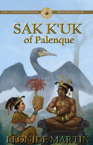 The Controversial Mayan Queen: Sak K'uk of Palenque