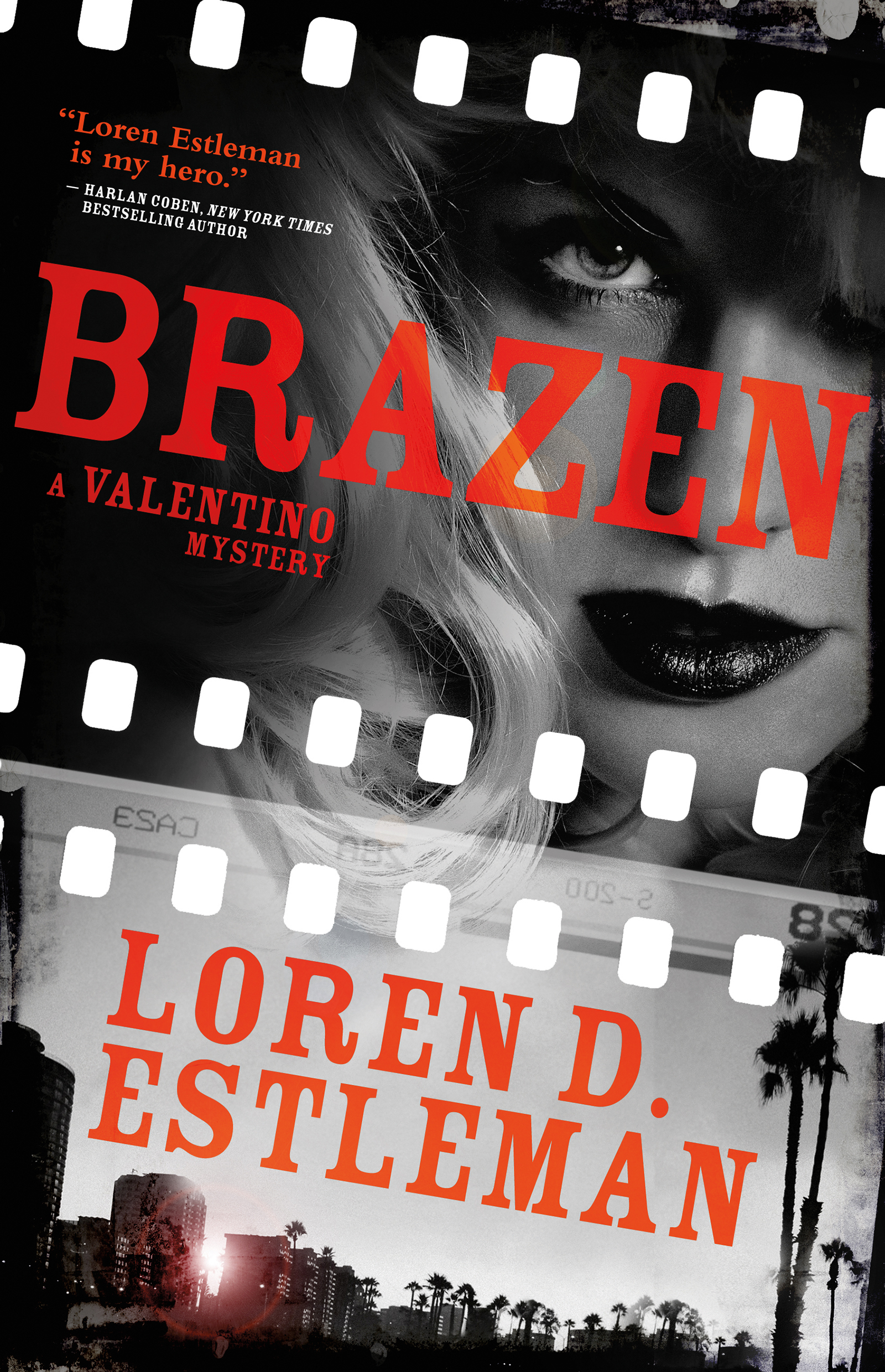 Brazen: A Valentino Mystery
