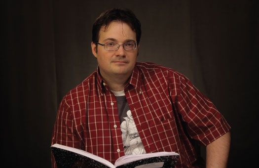 Brandon Sanderson, Author of the Mistborn series