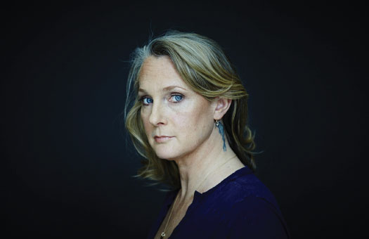 Piper Kerman, Author of Orange Is the New Black: My Year in a Women's Prison