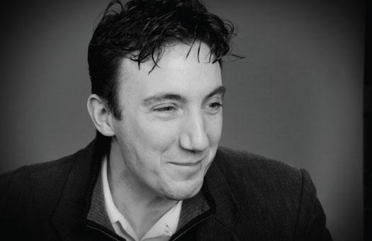 Felix Gilman, Author of The Half-Made World