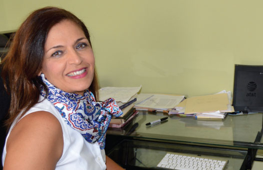 Azadeh Tabazadeh, Author of The Sky Detective
