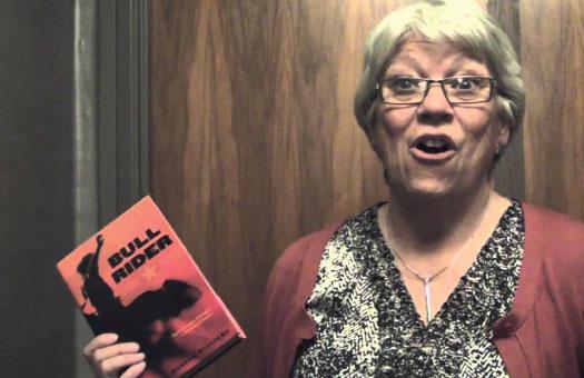 Suzanne Morgan Williams, Author of Bull Rider