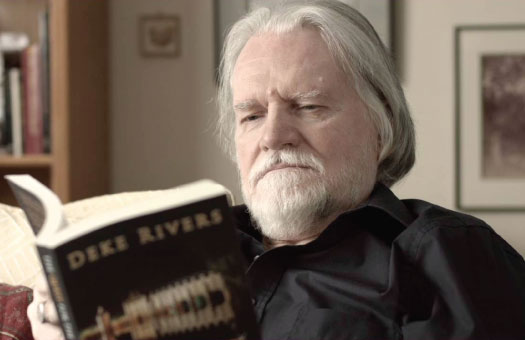 Deke Rivers, Author of The Singer and His Songs