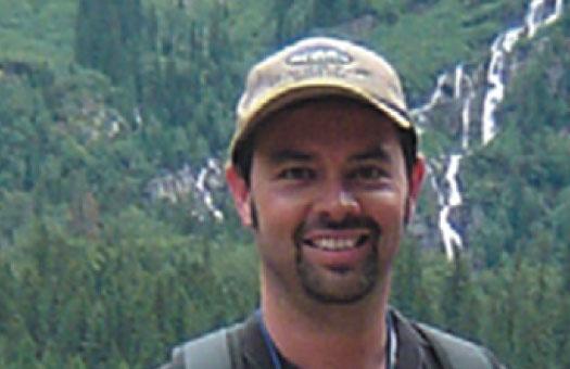 Lance Horton, Author of Shadow Dragon