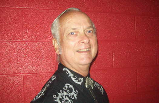 Roger S Nelson, Author of The Silver Stiletto