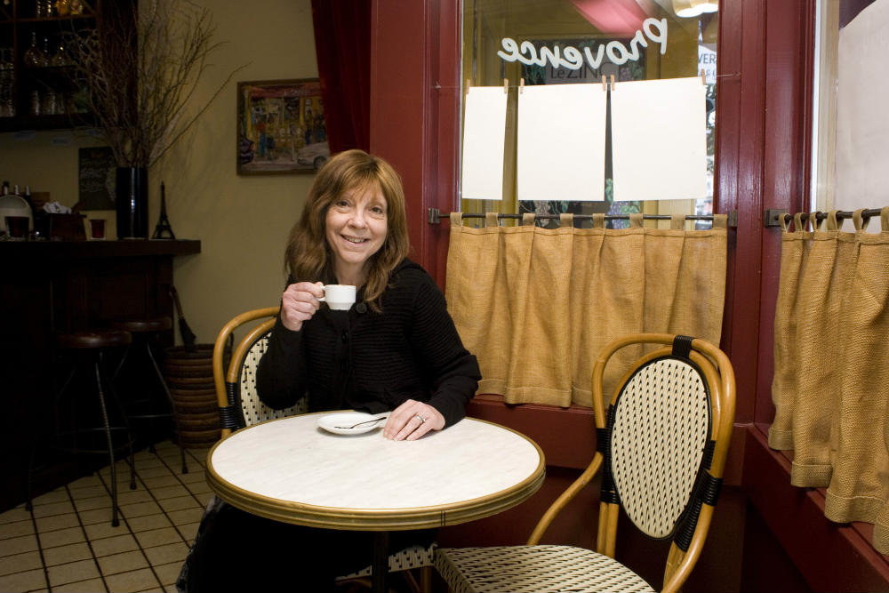 Cara Black, Author of Murder in Bel-Air Book