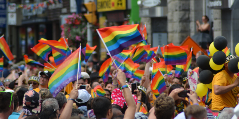 Why I Write about LGBTQ Kids