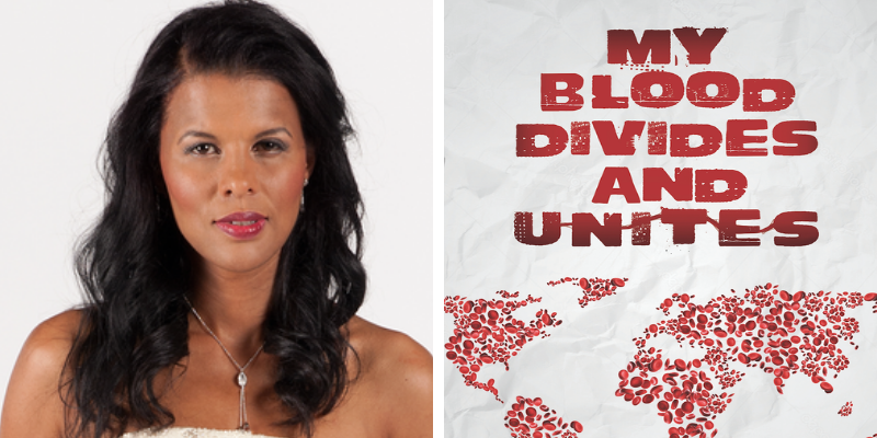 Interview with Jesmane Boggenpoel, Author of My Blood Unites and Divides