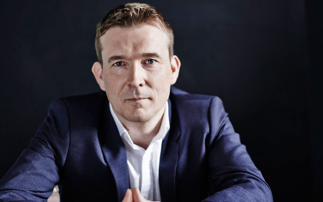 David Mitchell, Author of Black Swan Green Book