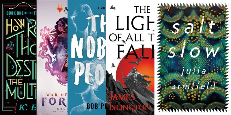 Speculative Fiction for April 2020