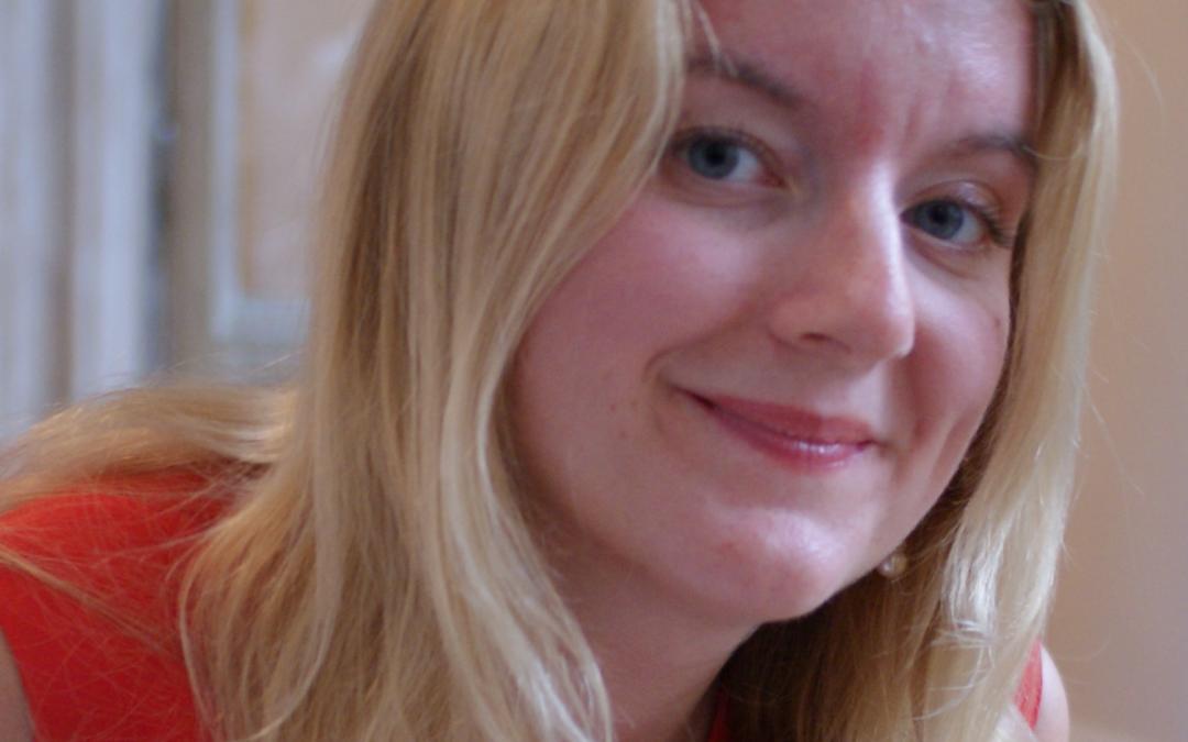 Kate Moore, Author of The Radium Girls Book