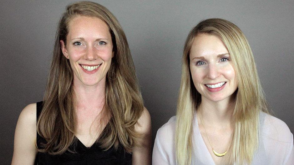 Liz Fosslien & Mollie West Duffy, Authors of No Hard Feelings Book
