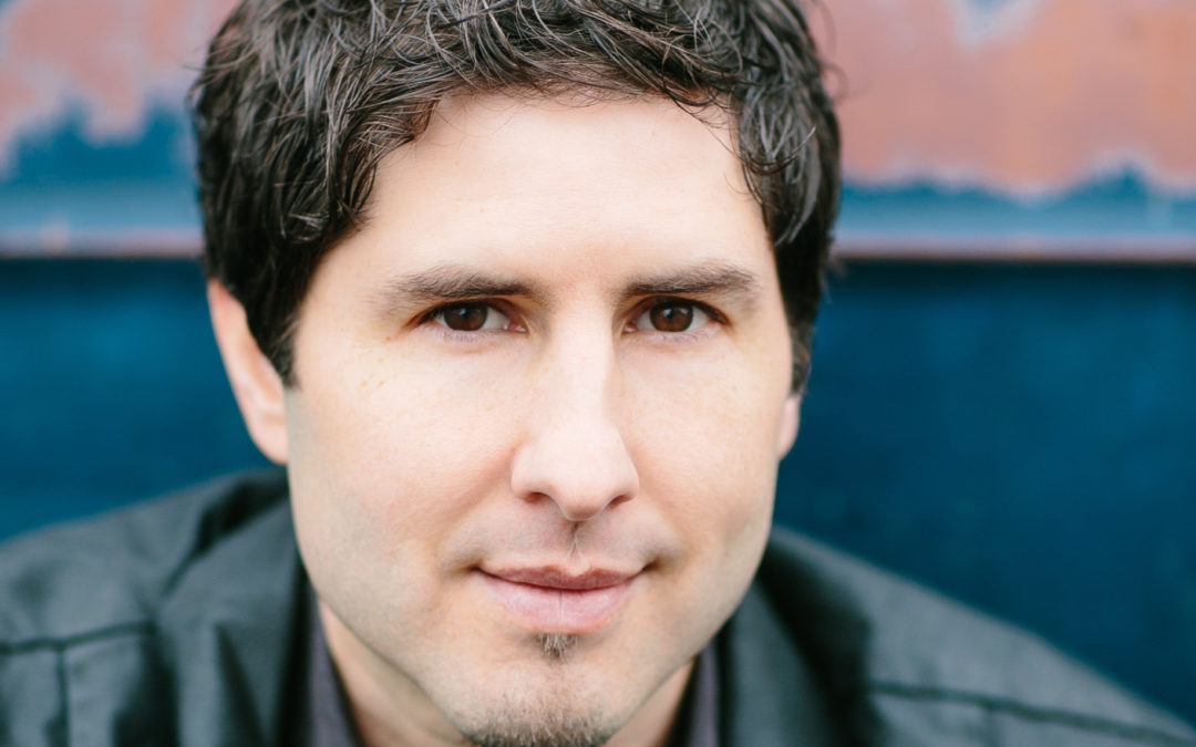 Matt de la Peña, Author of Superman: Dawnbreaker Book