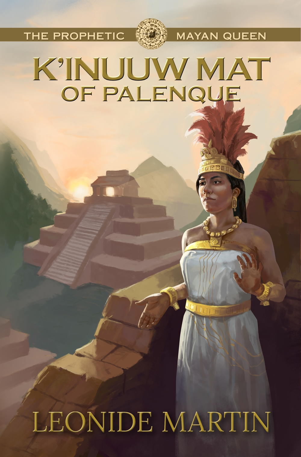 The Prophetic Mayan Queen: K'inuuw Mat of Palenque
