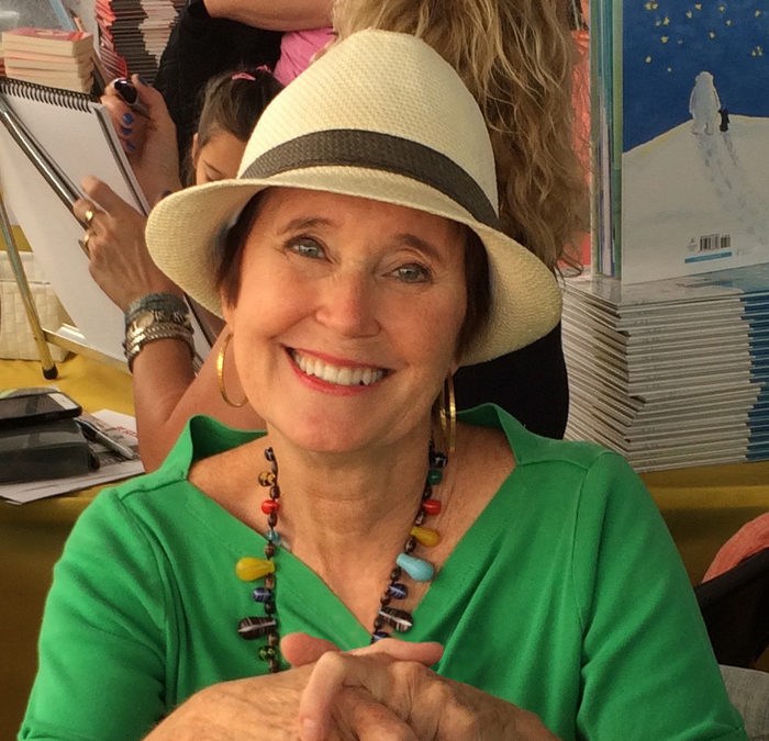 Susan Stockdale, Author of Stripes of All Types Book