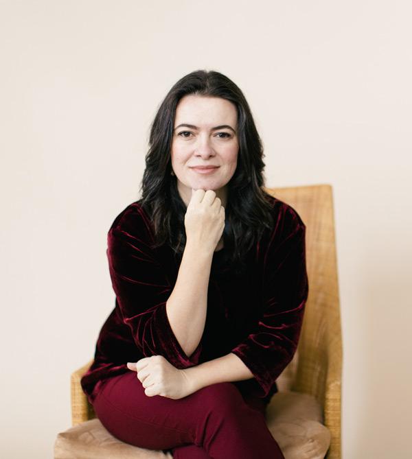 Tara Mohr, Author of Playing Big Book