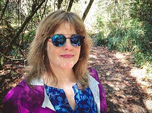 Tina Schumann, Author of Praising the Paradox Book
