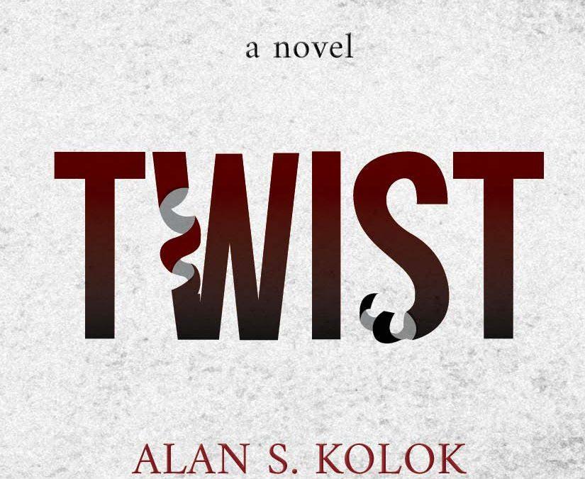 Alan S. Kolok, Author of Twist Book