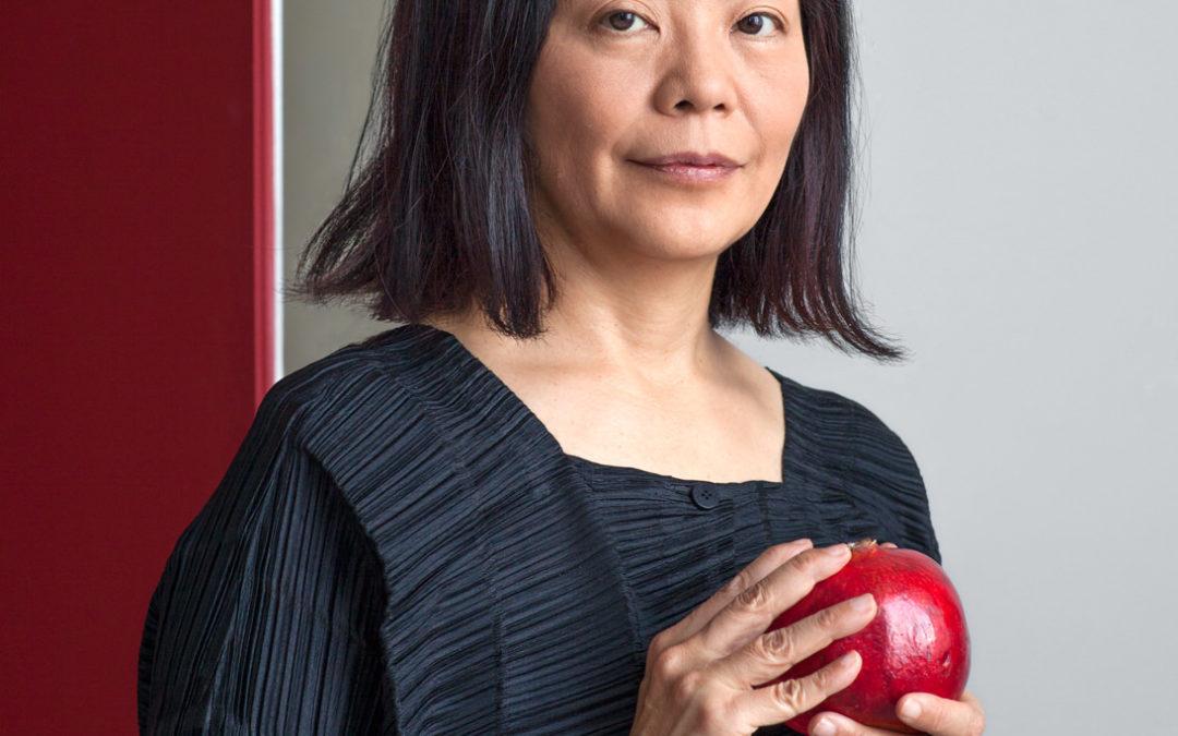 Yoko Tawada, Author of The Emissary Book