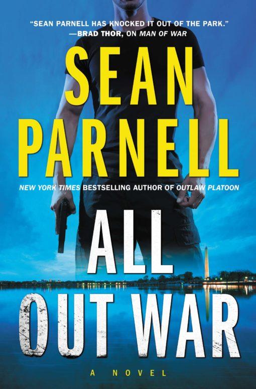 All Out War: A Novel (Eric Steele)