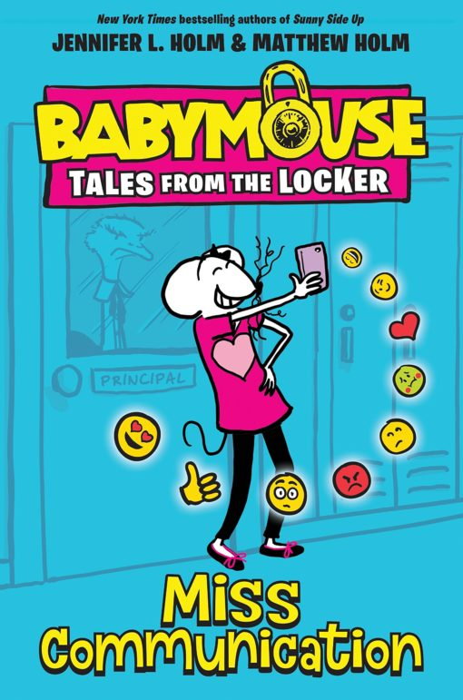 Babymouse Tales from the Locker #2: Miss Communication