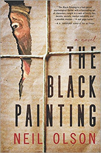 The Black Painting: A Novel