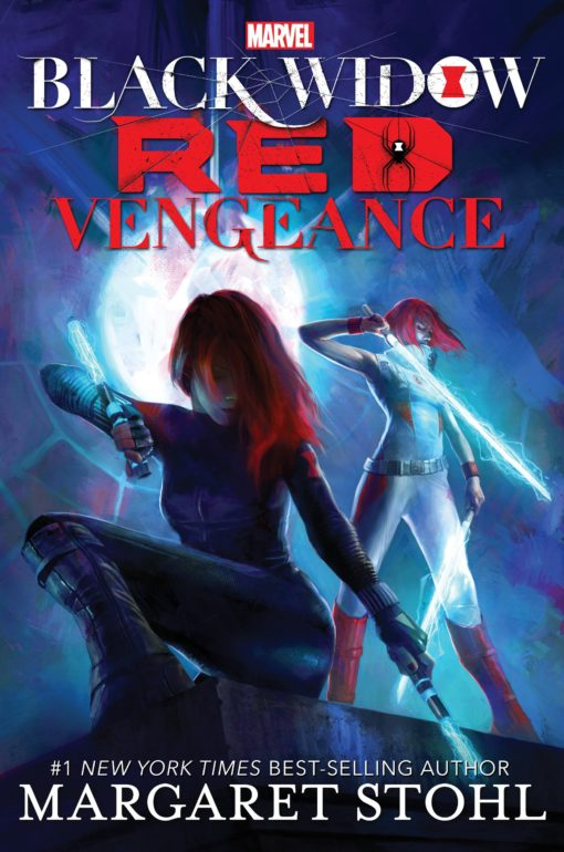Black Widow Red Vengeance (A Black Widow Novel)
