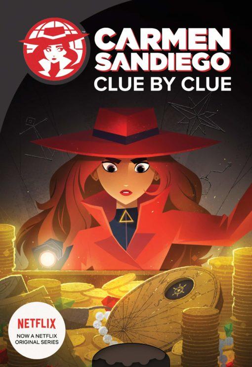 Clue by Clue (Carmen Sandiego)