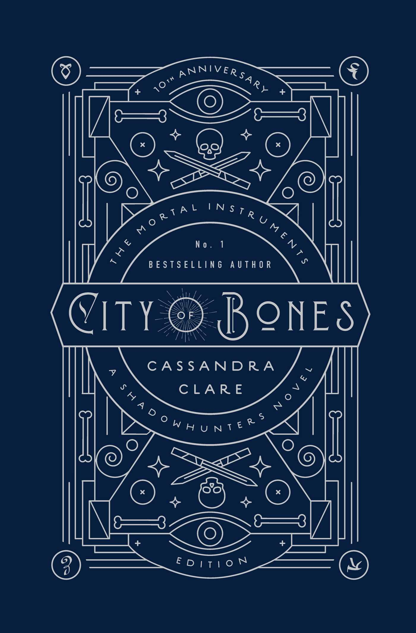 City of Bones: 10th Anniversary Edition