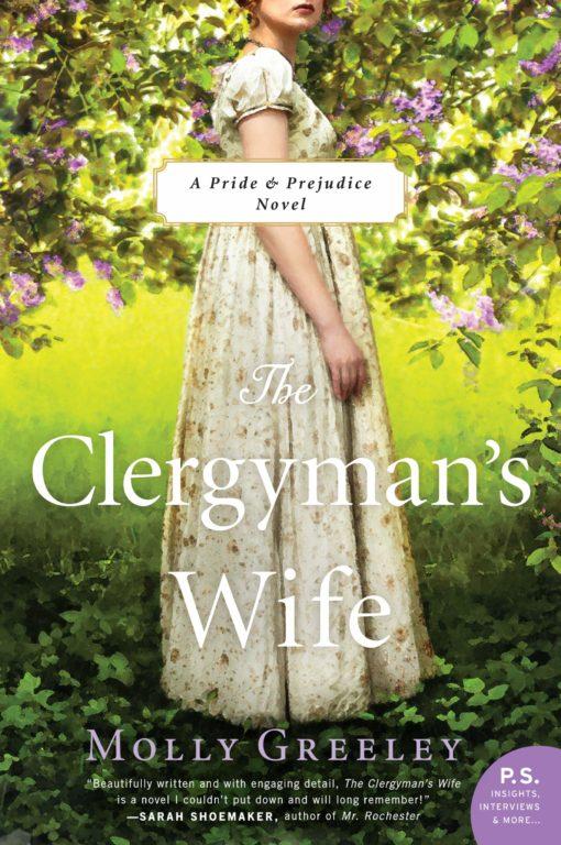 The Clergyman's Wife: A Pride & Prejudice Novel