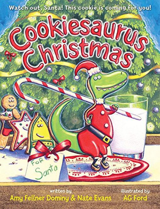 Cookiesaurus Christmas