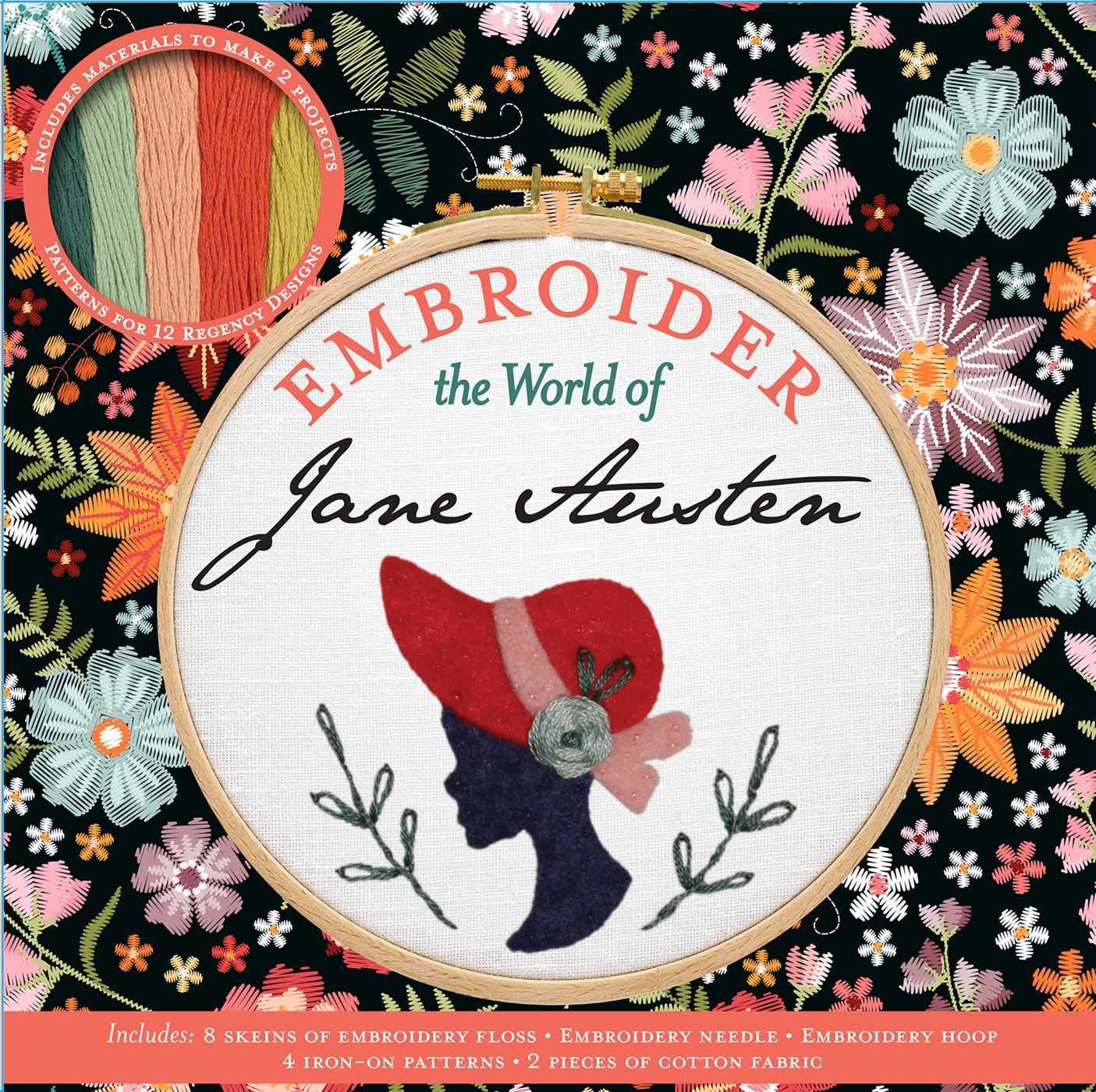 Embroider the World of Jane Austen
