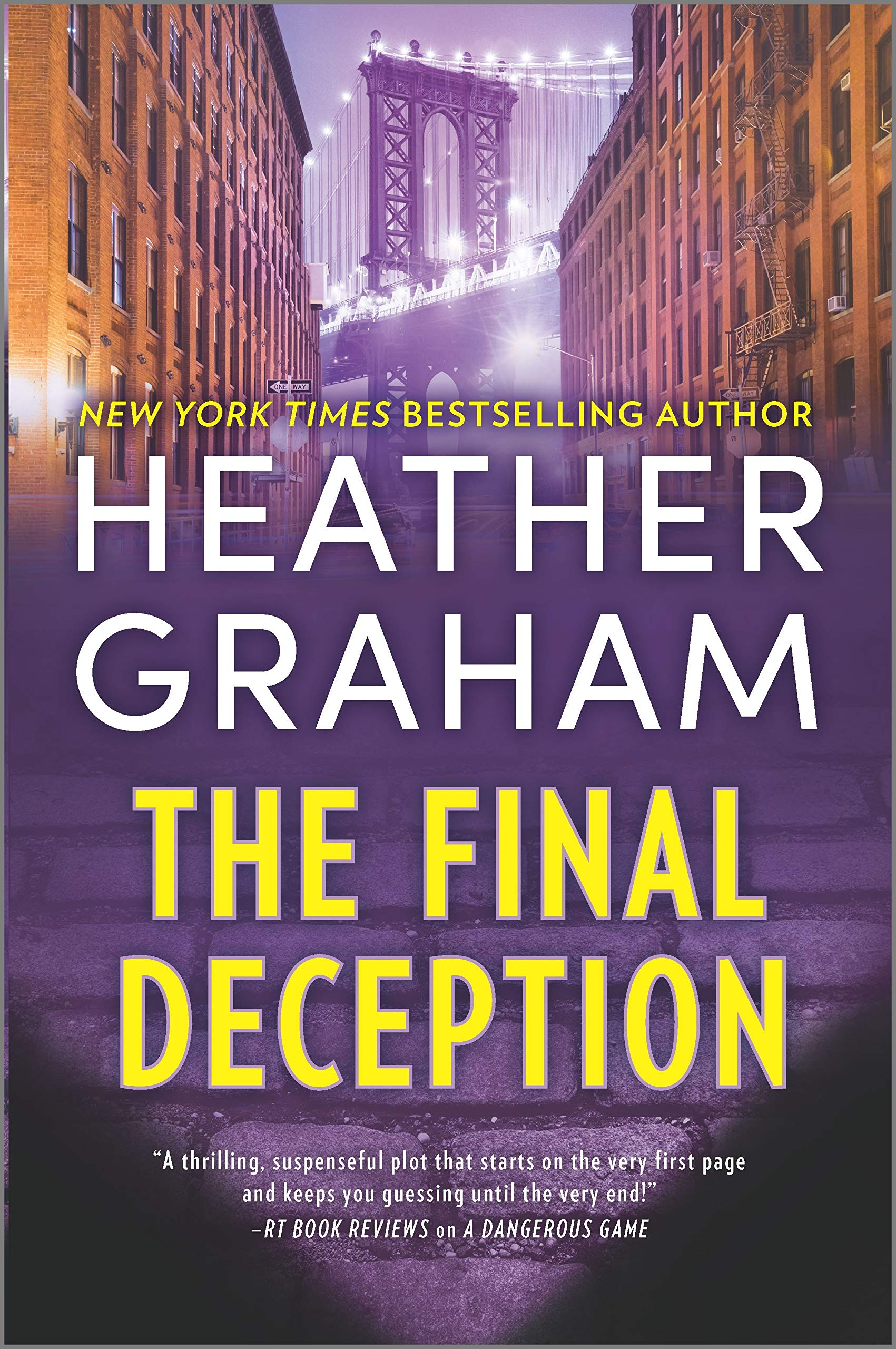 The Final Deception (New York Confidential)