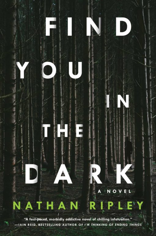 Find You in the Dark: A Novel