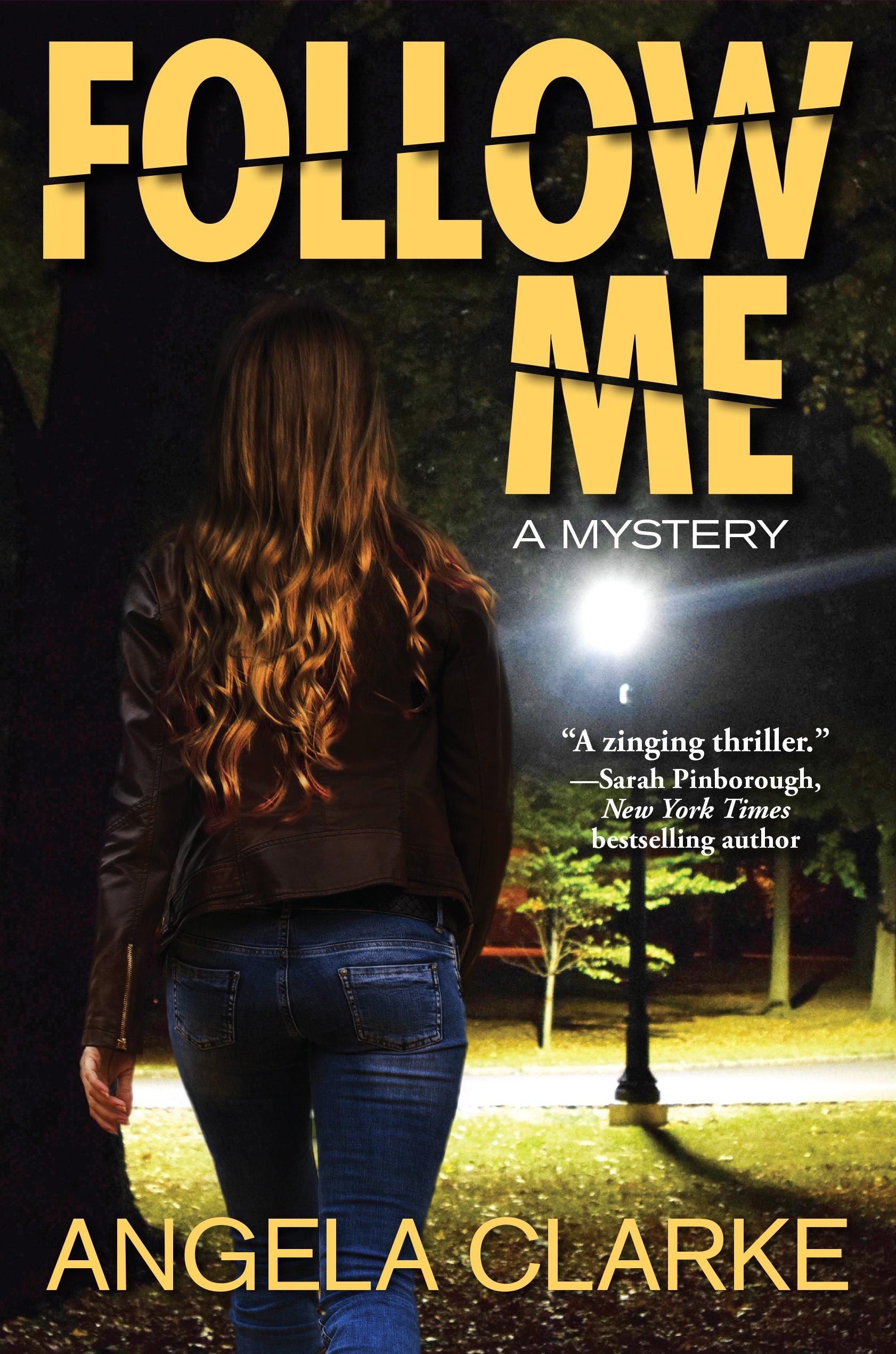 Follow Me: A Freddie Venton and Nasreen Cudmore Mystery