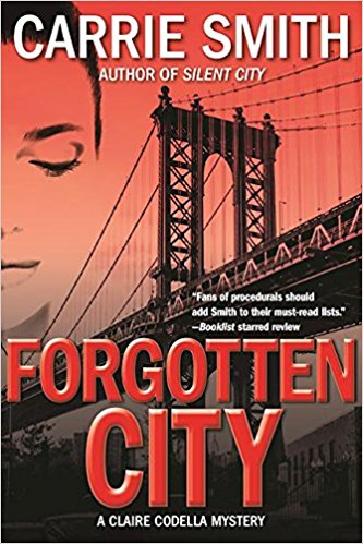Forgotten City: A Claire Codella Mystery