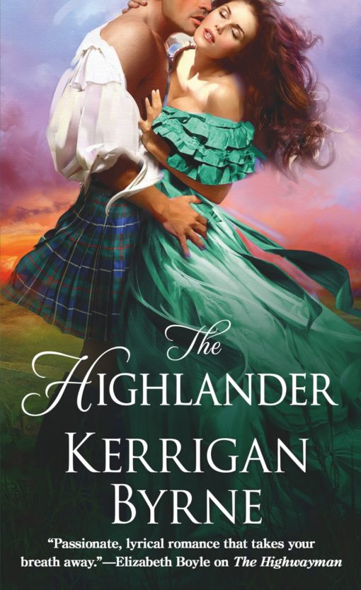 The Highlander (Victorian Rebels)