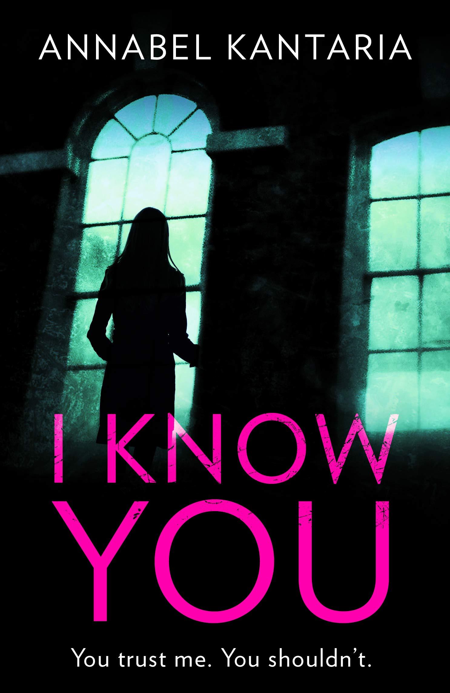 I Know You: A Novel of Suspense