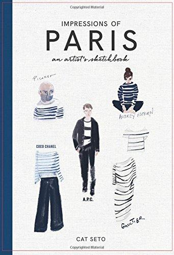 Impressions of Paris: An Artist's Sketchbook