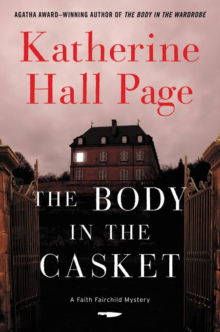 The Body in the Casket: A Faith Fairchild Mystery