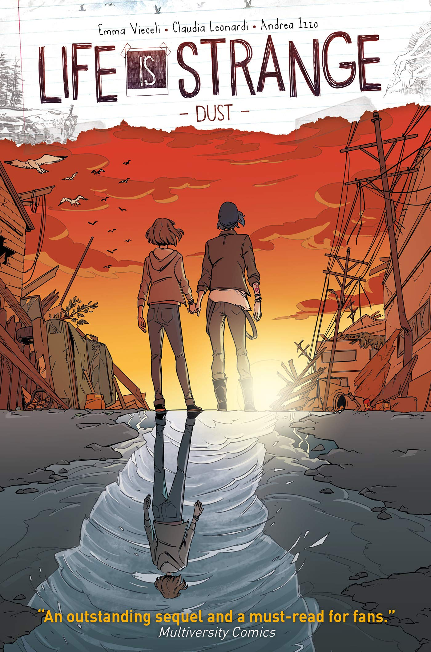 Life Is Strange Volume 1: Dust