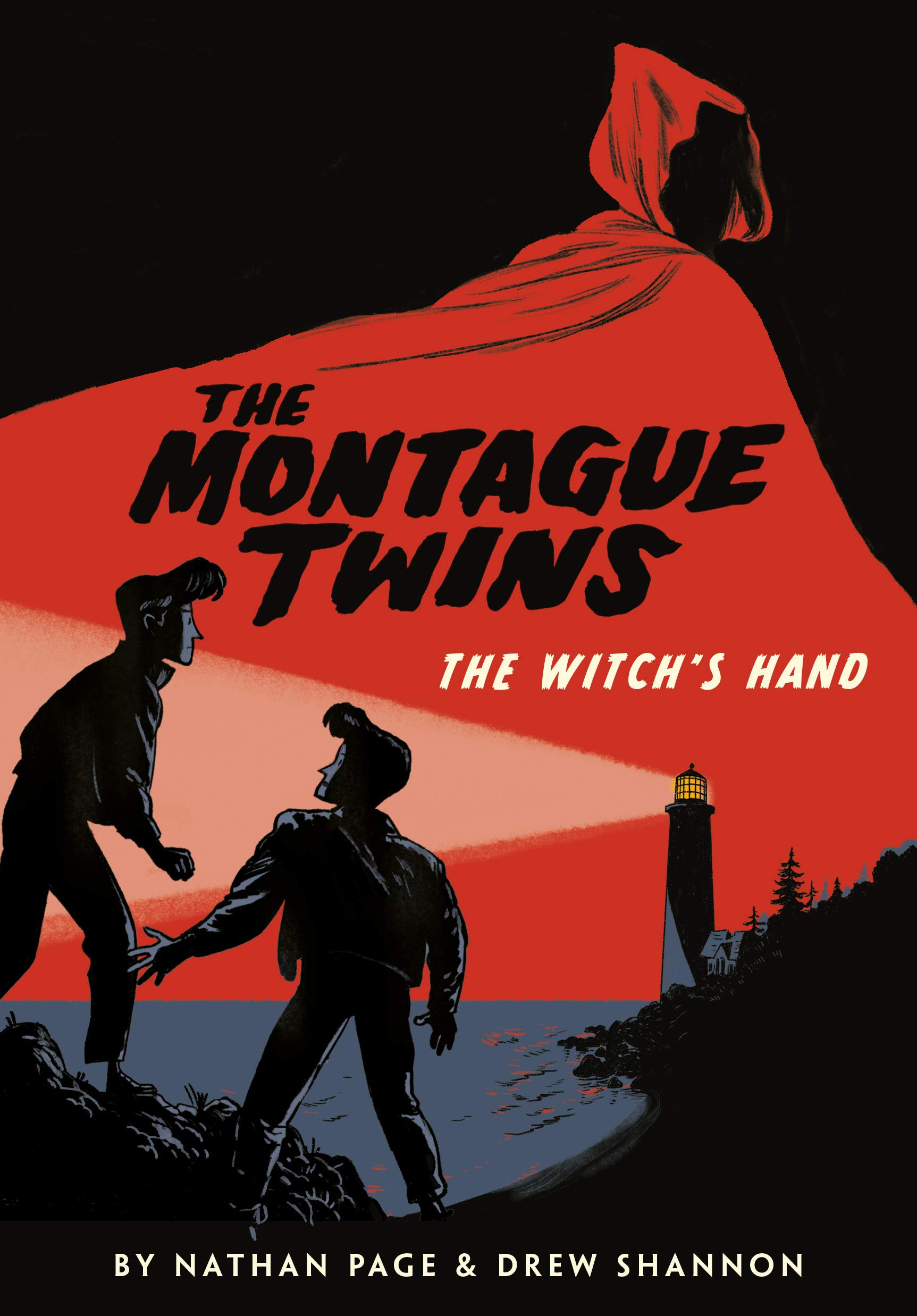 The Montague Twins: Volume 1, The Witch's Hand