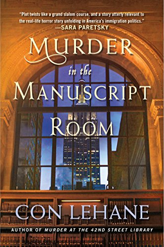 Murder in the Manuscript Room: A 42nd Street Library Mystery