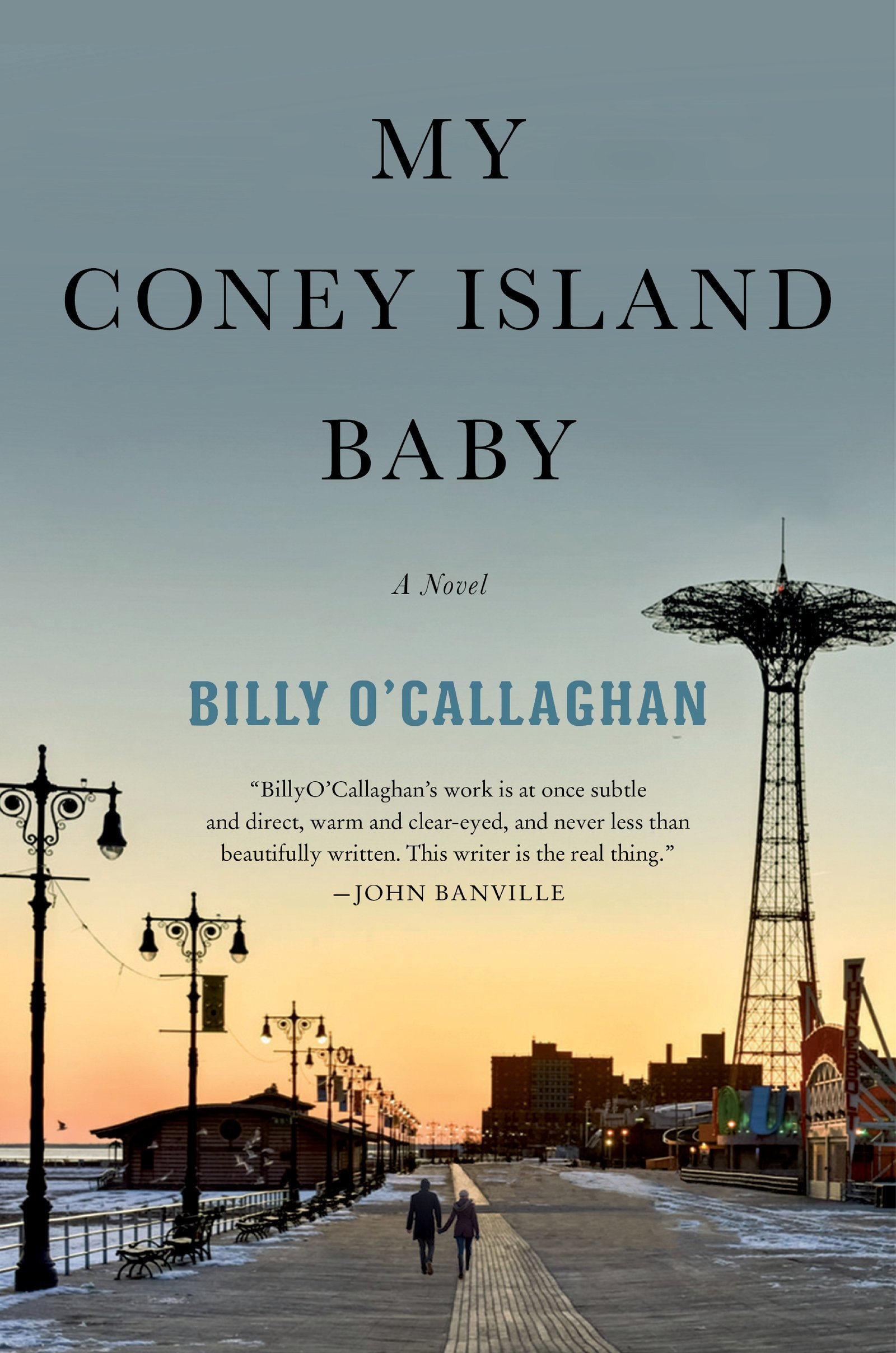 My Coney Island Baby: A Novel
