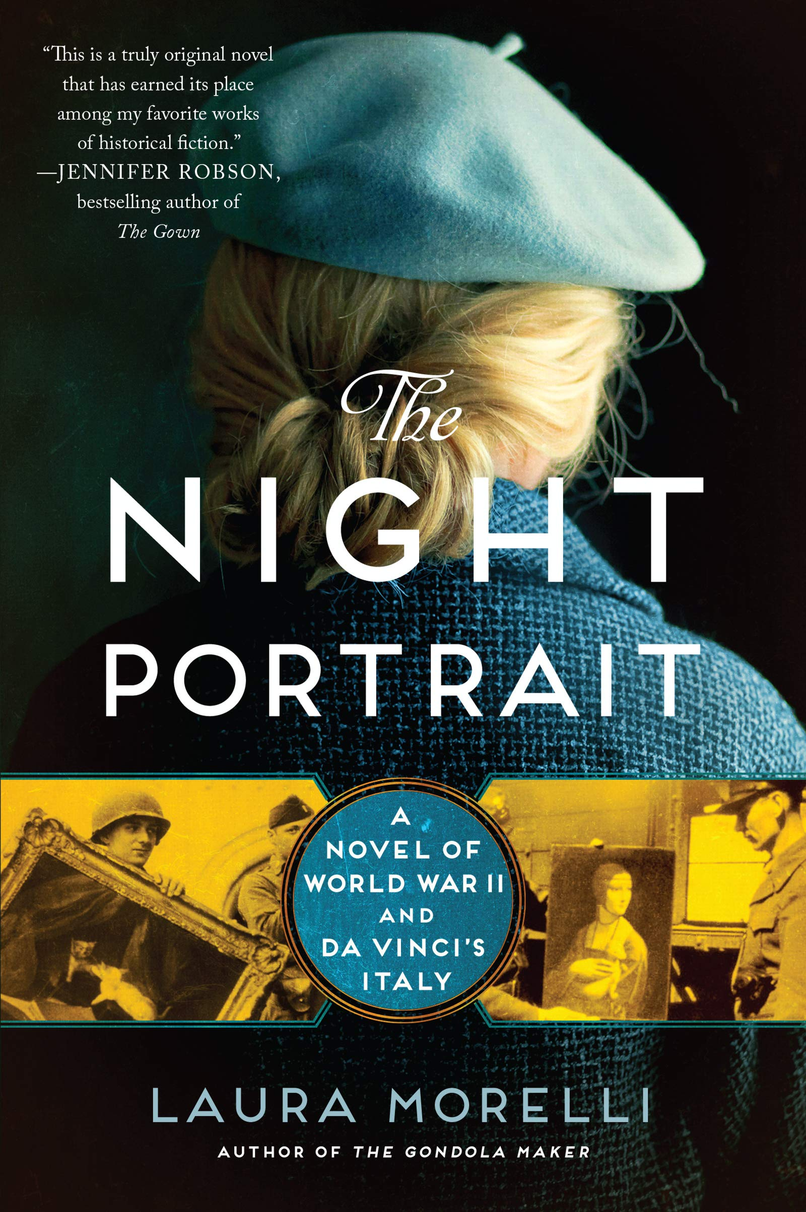 The Night Portrait: A Novel of WWII and Da Vinci's Italy
