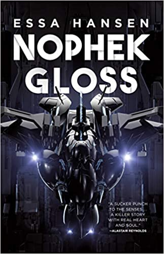 Nophek Gloss (The Graven Book 1)