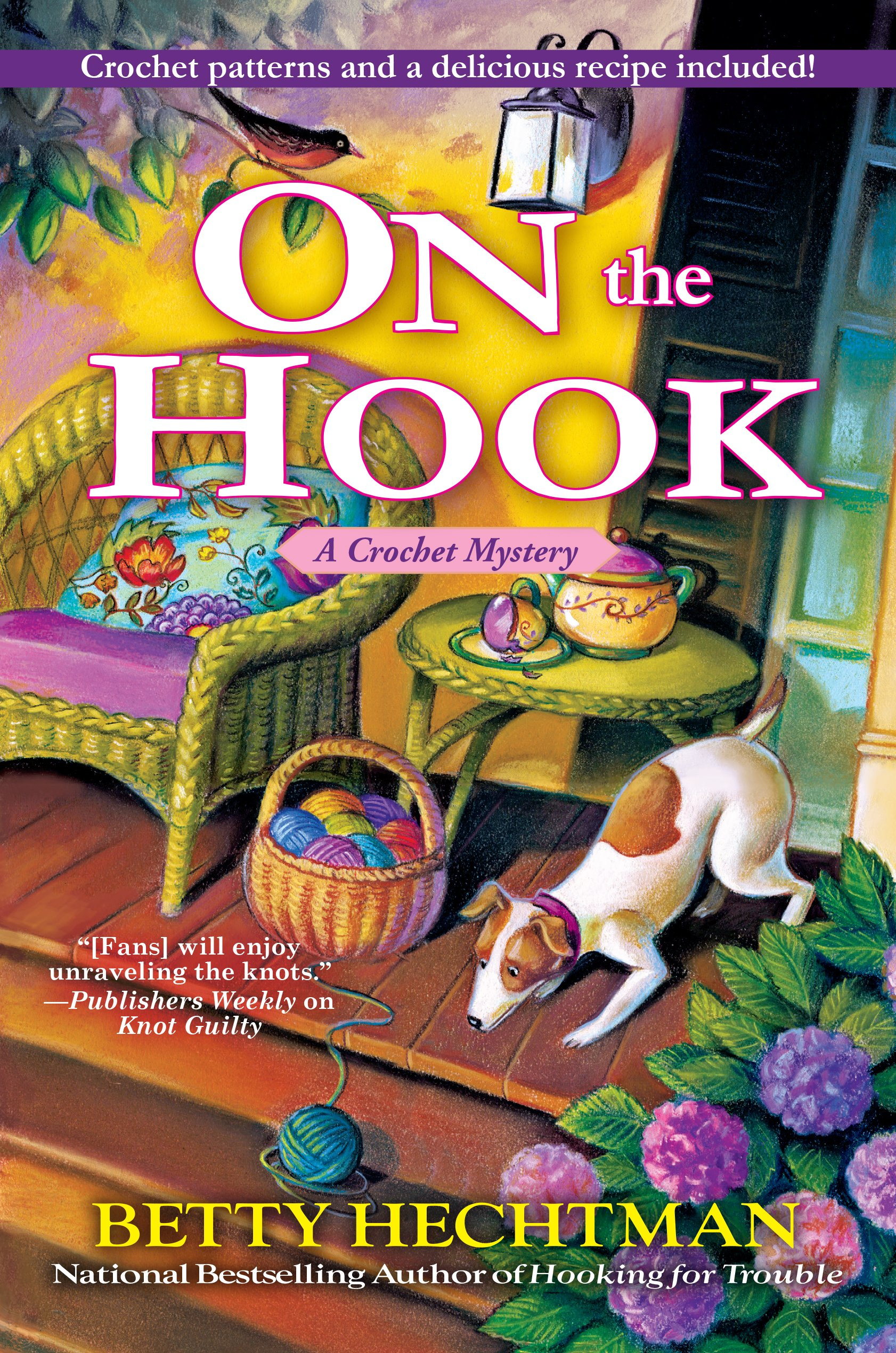 On the Hook: A Crochet Mystery