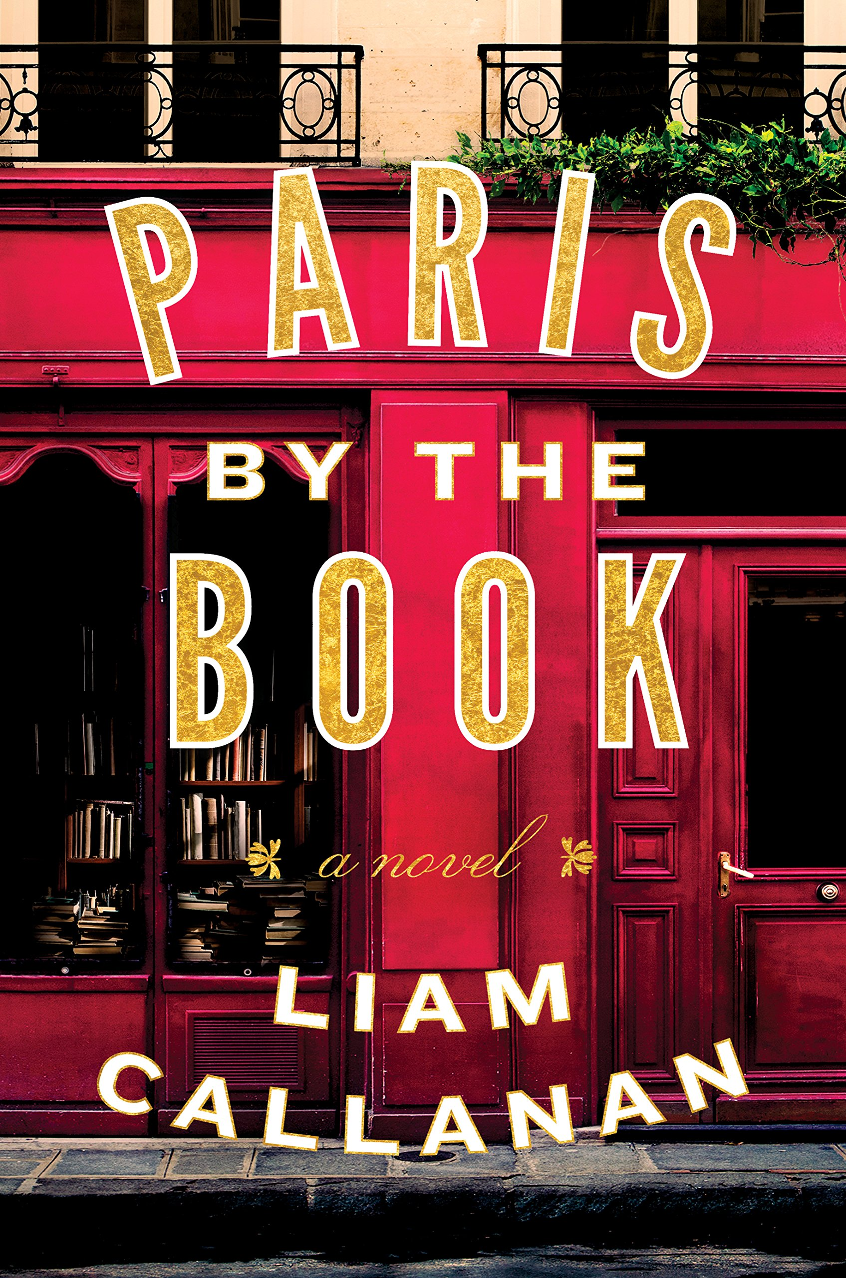 Paris by the Book: A Novel