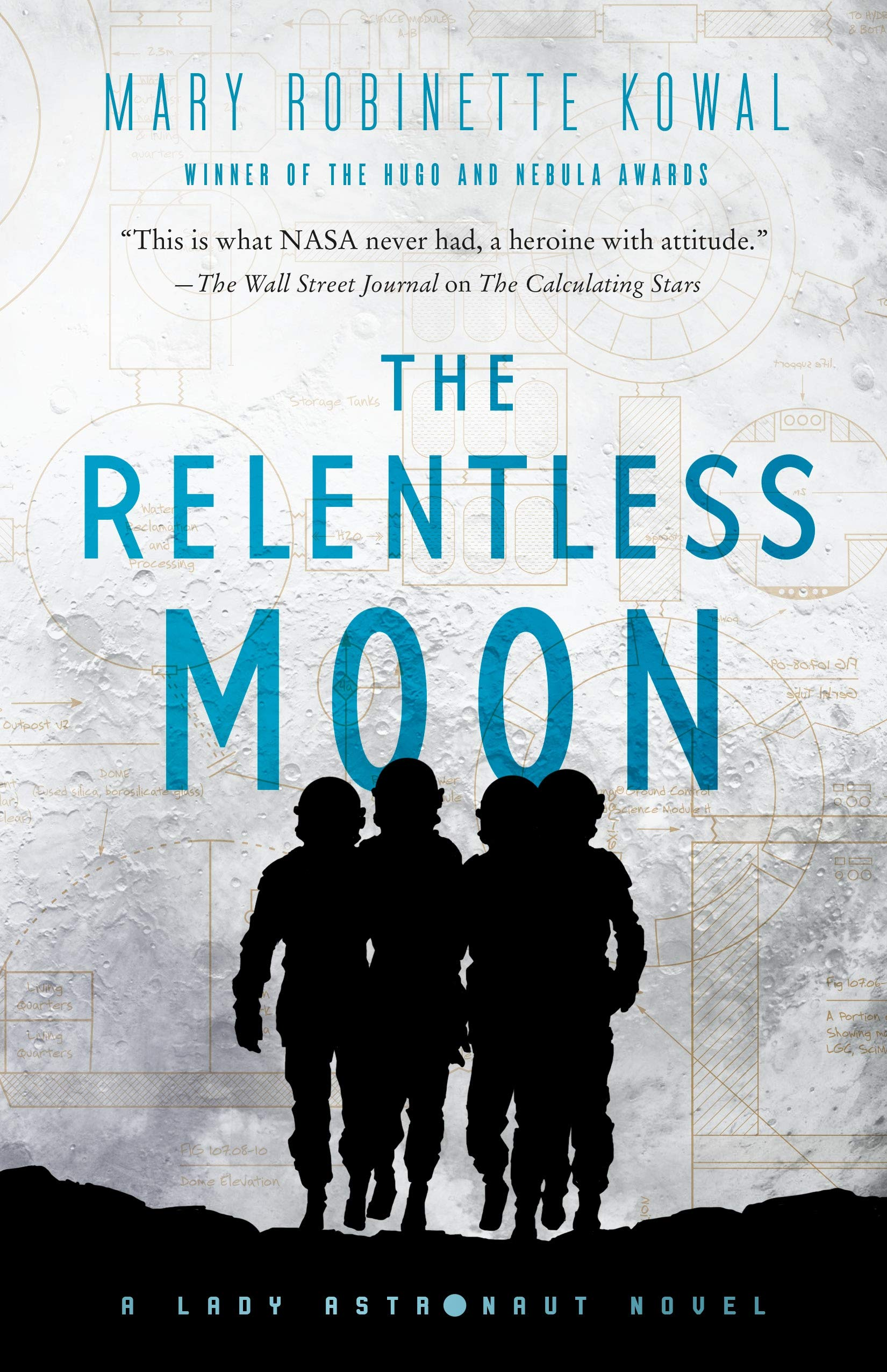 Relentless Moon (Lady Astronaut 3)